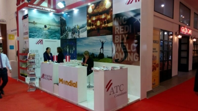 ATC at one of the biggest tourism and travel fairs in Turkey